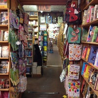 Photo taken at The Book Loft of German Village by Siobhan S. on 1/15/2013