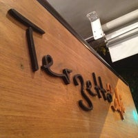 Photo taken at Terzetto Café by Jefferson on 1/15/2013