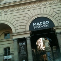 Photo taken at MACRO Testaccio by Fabrizio L. on 1/5/2013