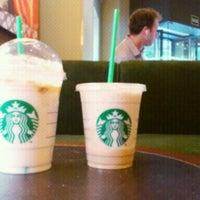 Photo taken at Starbucks Coffee by Javi on 9/6/2011
