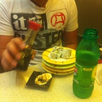 Photo taken at Sushi Bay by Bree W. on 1/9/2012
