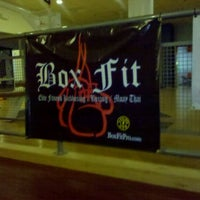Photo taken at Box Fit Paramus by Andrew M. on 8/22/2011