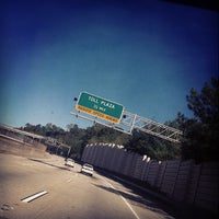 Photo taken at GA 400 Toll Free Plaza by Tyler L. on 10/16/2011
