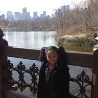 Photo taken at Central Park – Turtle Pond by Alexis W. on 3/12/2012