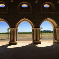Photo taken at New Clairvaux Abbey by Cindy R. on 7/6/2016