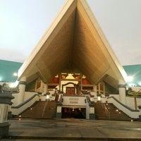 Photo taken at Istana Budaya by NAQSZADA on 4/27/2013