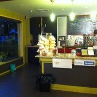 Photo taken at oWowCow Artisan Ice Cream by Wade F. on 9/17/2012