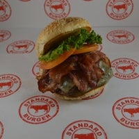 Photo taken at Standard Burger by Standard Burger on 9/30/2013