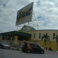 Photo taken at Giant Hypermarket by Muhammad n. on 2/11/2013