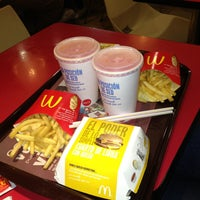 Photo taken at McDonald's by Carlos D. on 4/25/2013