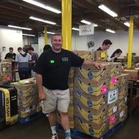 Photo taken at Los Angeles Regional Foodbank by Jason C. on 10/11/2014