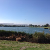 Photo taken at Prado Regional Campground by nina o. on 10/27/2013