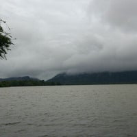 Photo taken at Amaya Lake by Asitha S. on 1/15/2013