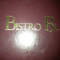 Photo taken at Bistro Rx by Myke @. on 1/29/2013