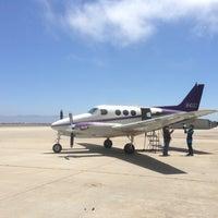 Photo taken at Skydive Monterey Bay by Rajat K. on 7/13/2013