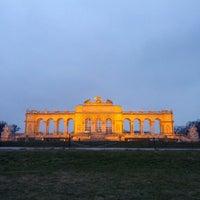 Photo taken at Schonbrunn Palace by Sara P. on 3/8/2013