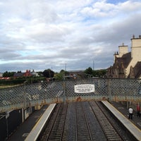 Photo taken at Kildare Railway Station by Chris N. on 8/21/2013