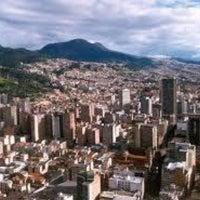 Photo taken at Centro Bogotá by Jorge A. on 4/19/2013