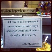 Photo taken at Nana's Deli & Restaurant by Paul K. on 9/15/2012