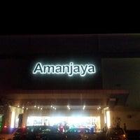 Photo taken at Amanjaya Mall by ♚musz 1. on 4/13/2013