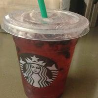 Photo taken at Starbucks by Mrs. E. on 7/6/2013