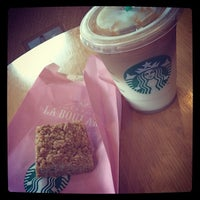 Photo taken at Starbucks by Cody M. on 3/12/2014