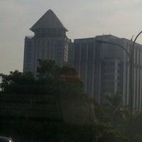 Photo taken at Menara 165 by niken j. on 11/8/2012