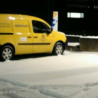 Photo taken at Rectoraat UGent by Naomi W. on 1/15/2013