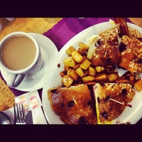 Photo taken at Vic's Waffle House by Will L. on 10/27/2012