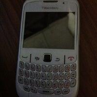 Photo taken at BlackBerry PlayBook Experience - New York City by Kajeewan D. on 1/11/2013