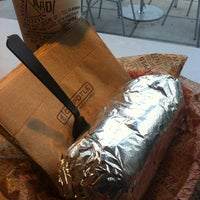 Photo taken at Chipotle Mexican Grill by Elaine H. on 2/14/2013