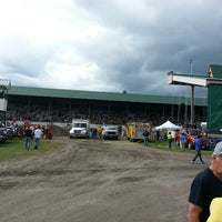 Photo taken at Franklin County Fairgrounds by David B. on 8/4/2013