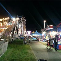 Photo taken at Franklin County Fairgrounds by David B. on 8/8/2013