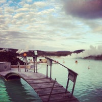 Photo taken at Blue Lagoon Spa by Eugene S. on 6/22/2015