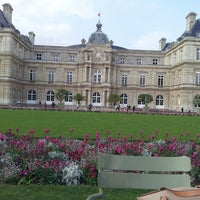 Photo taken at Botanical Garden of Paris by Elena M. on 5/2/2013