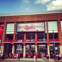 Photo taken at Great American Ball Park by Chip M. on 6/8/2013