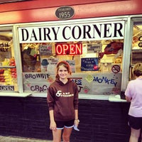 Photo taken at Dairy Corner by Chip M. on 7/15/2013