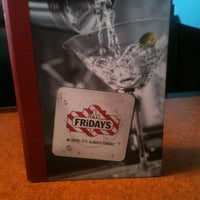 Photo taken at TGI Fridays by Zachary H. on 12/31/2012
