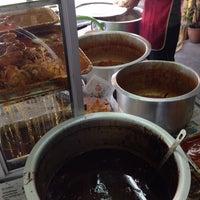 Photo taken at Nasi Kandar Simpang Ampat by Adib R. on 1/30/2014