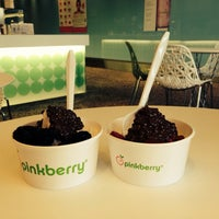 Photo taken at Pinkberry by Baz A. on 3/26/2014