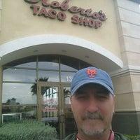 Photo taken at Roberto's Taco Shop by Joseph Z. on 3/18/2015