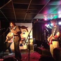 Photo taken at Wonder Bar by stephanie on 7/24/2013