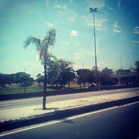 Photo taken at Avenida Brasil by Bruno S. on 2/10/2013