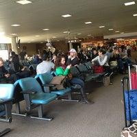 Photo taken at Charleston International Airport (CHS) by Louise C. on 1/10/2013