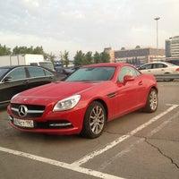 Photo taken at Парковка P5/ Parking by Nikita C. on 5/18/2013