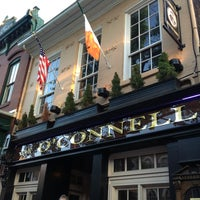 Photo taken at Daniel O'Connell's Restaurant & Bar by Tim on 5/20/2013