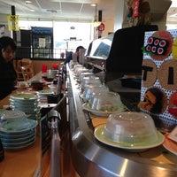Photo taken at Marinepolis Sushi Land by Meshari A. on 1/1/2013