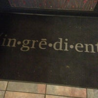Photo taken at ingredient restaurant by Mike Z. on 1/19/2013