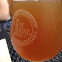 Photo taken at The Farmhouse Tap & Grill by Jay V. on 5/20/2013