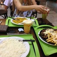 Photo taken at Restaurante Fogão Goiano Express by Tiago F. on 8/31/2013